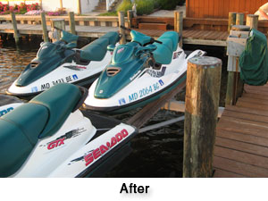 Oceana Boatworks - Jetski After Top-Quality Care & Maintenance