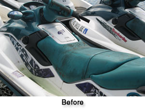 Oceana Boatworks - Jetski Before
